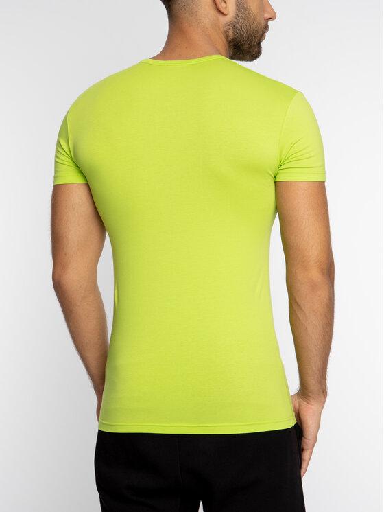 Emporio Armani Underwear Emporio Armani Underwear 2 marškinėlių komplektas 111670 9A715 23344 Spalvota Slim Fit