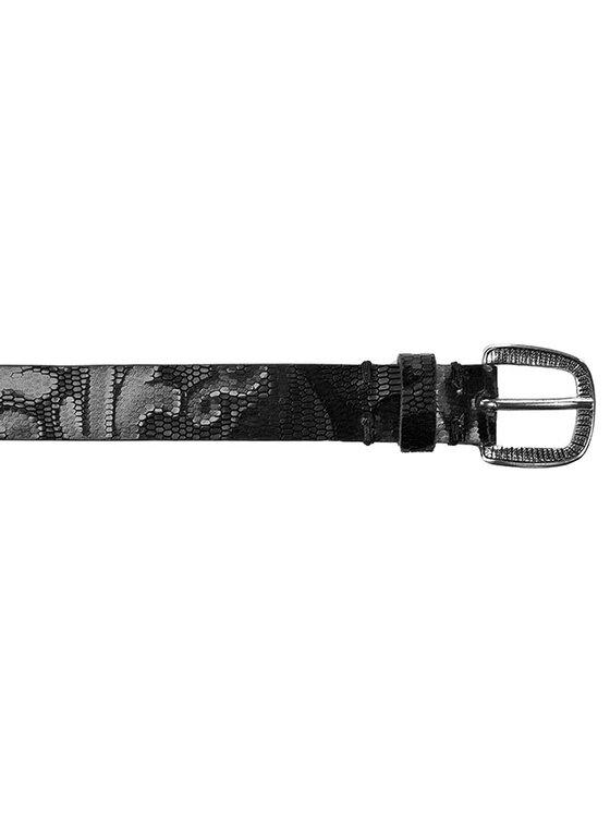Wittchen Wittchen Cintura da donna 78-8D-305-1 Nero