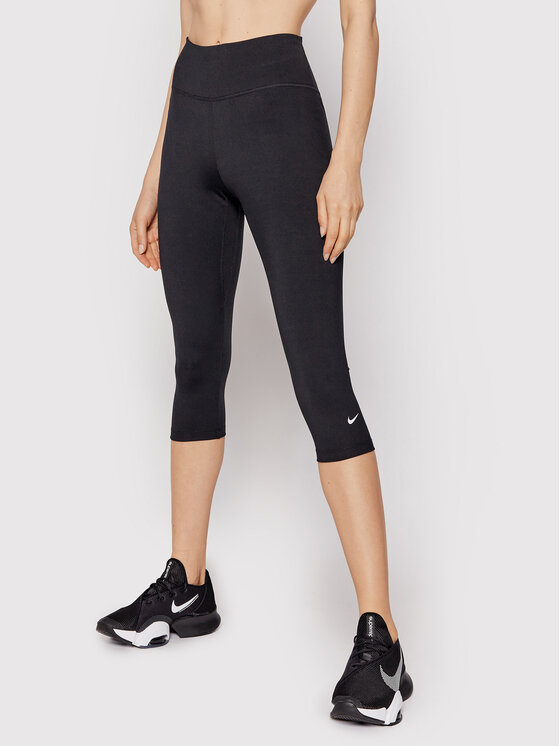 Nike Nike Leggings DD0245 Crna Tight Fit