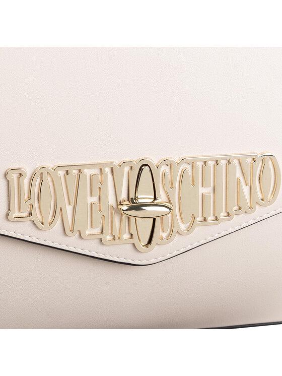 LOVE MOSCHINO LOVE MOSCHINO Torebka JC4048PP18LF0110 Beżowy