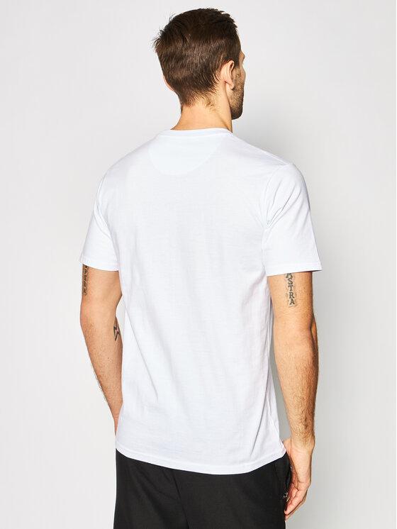 PROSTO. PROSTO. T-Shirt KLASYK Proces 8614 Λευκό Regular Fit