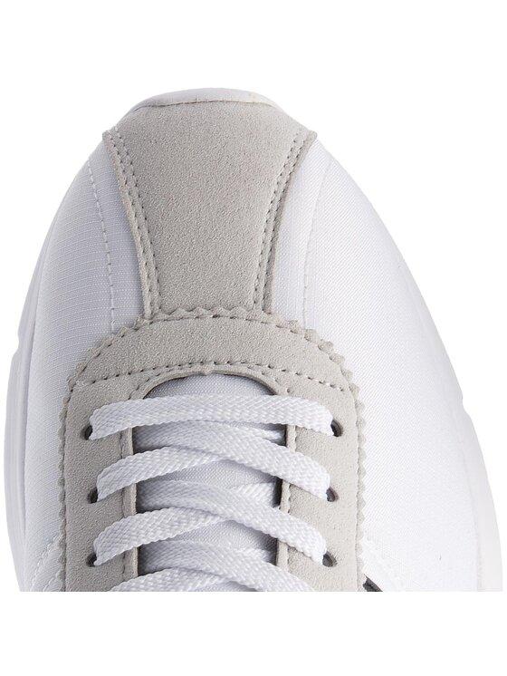Tommy Hilfiger Tommy Hilfiger Sneakersy Retro Lightweight Sneaker FM0FM01329 Biały