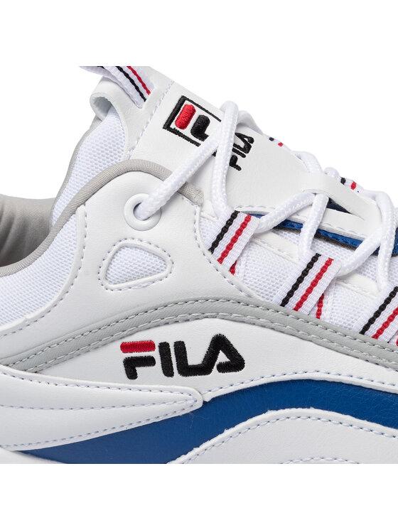 Fila Fila Sneakersy Ray Low 1010578.02G Biały