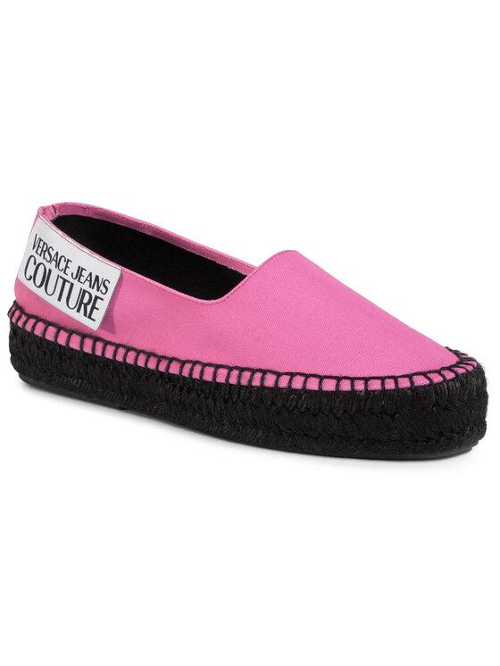 Versace Jeans Couture Versace Jeans Couture Espadryle E0VVBSJ2 Różowy