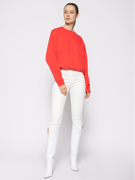 Levi's® Levi's® Sweatshirt Diana Crew 85630-0000 Rouge Regular Fit
