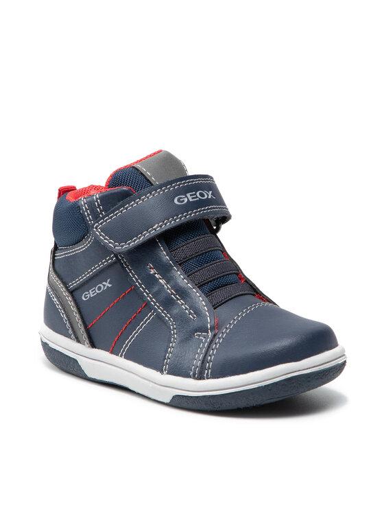 Geox Auliniai batai B Flick B.A B1637A 054FU C0735 S Tamsiai mėlyna