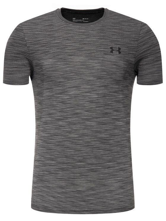 Under Armour Under Armour T-Shirt UA Vanish Seamless 1325622 Szary Regular Fit