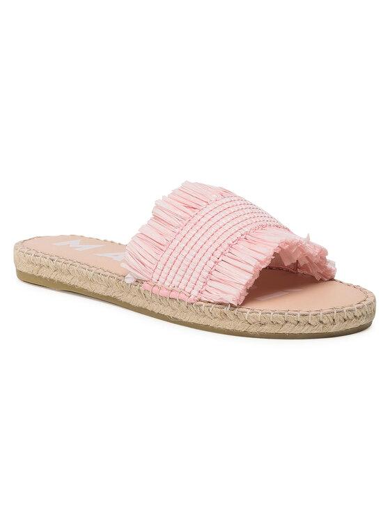 Manebi Espadrilės Flat Sandals G 5.2 Js Rožinė