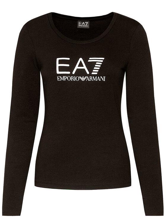 EA7 Emporio Armani EA7 Emporio Armani Palaidinė 6HTT35 TJ12Z 1200 Juoda Regular Fit