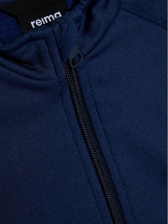 Reima Reima Bluză Toimiva 526320B Bleumarin Regular Fit