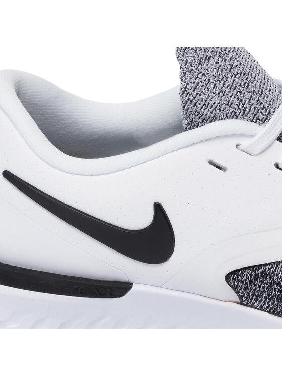 Nike Nike Buty Odyssey React 2 Flyknit AH1016 100 Biały