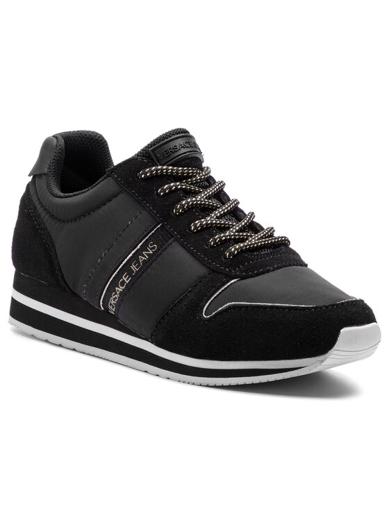 Versace Jeans Versace Jeans Sneakersy E0VTBSA1 Čierna