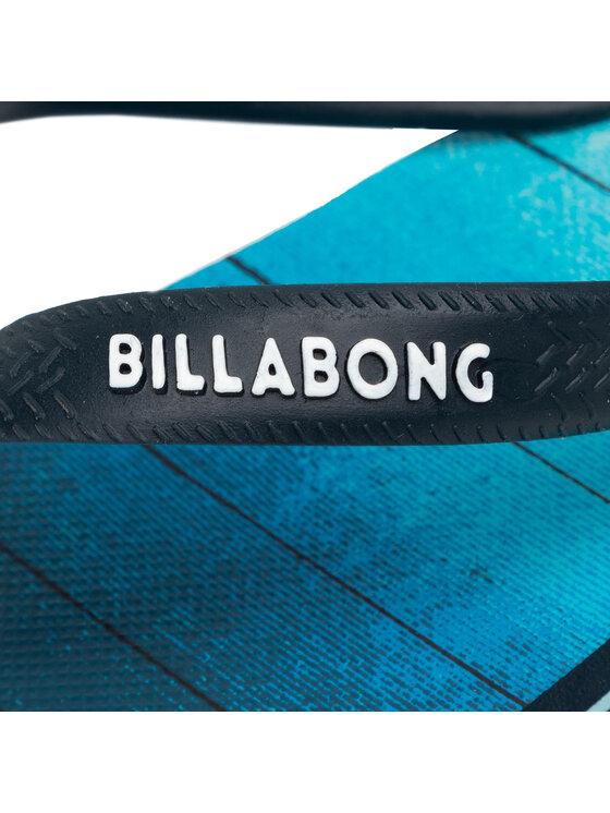 Billabong Billabong Japonki Tides Print S2FF01BIP0 Granatowy