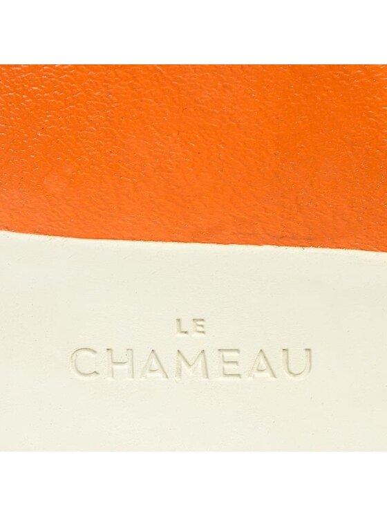 Le Chameau Le Chameau Γαλότσες Bte Paris J Fe BCB1930 Πορτοκαλί