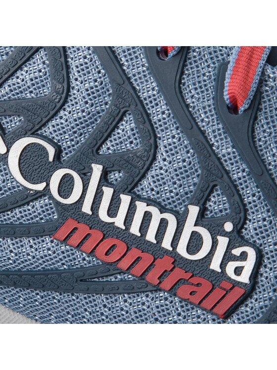 Columbia Columbia Pantofi Fluidflex F.K.T. II BL2800 Albastru