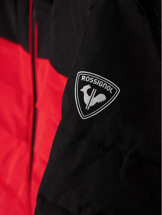 Rossignol Rossignol Kurtka narciarska Polydown RLJYJ04 Czerwony Classic Fit