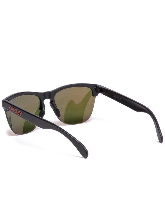 Oakley Oakley Sonnenbrillen Frogskins Lite OO9374-0463 Schwarz