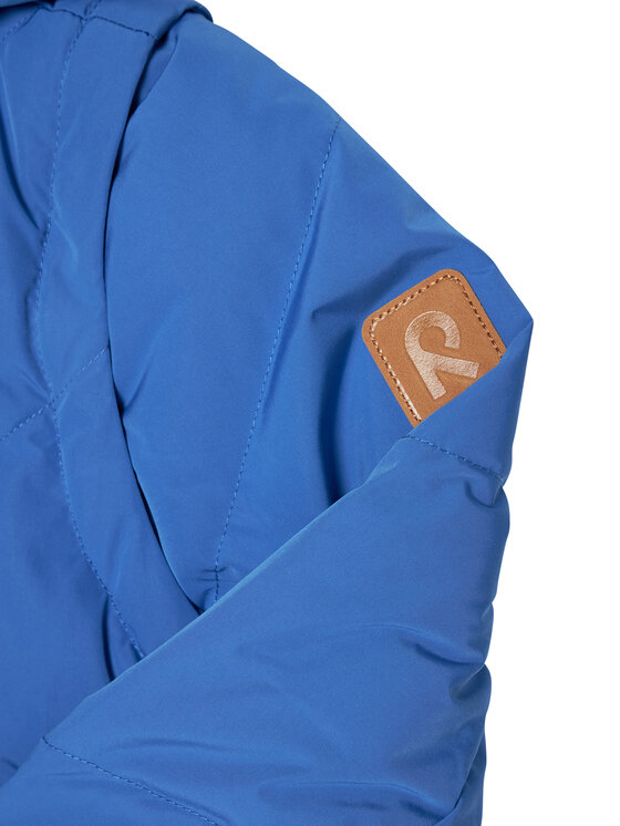 Reima Reima Kurtka puchowa Beringer 531483 Niebieski Regular Fit