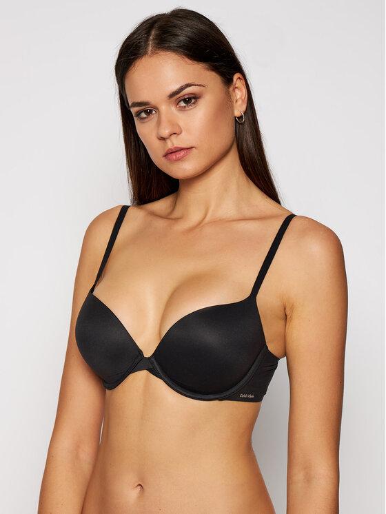 Calvin Klein Underwear Calvin Klein Underwear Reggiseno Push-up 000QF1120E Nero