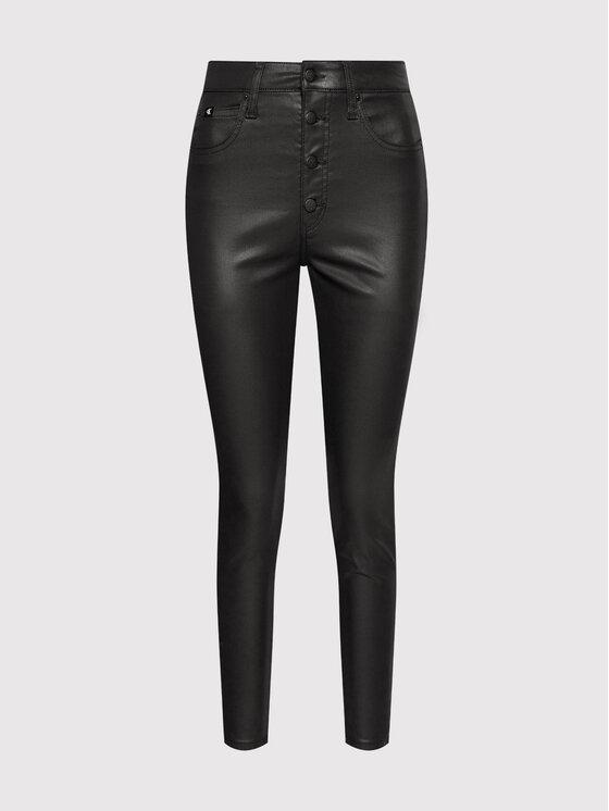 Calvin Klein Jeans Calvin Klein Jeans Jeansy J20J217154 Czarny Skinny Fit