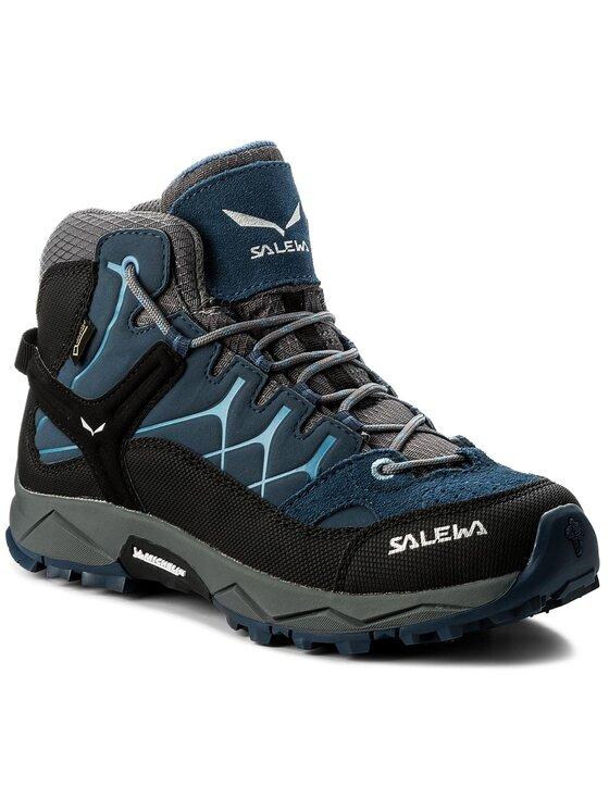 Salewa Turistiniai batai Alp Trainer Mid Gtx GORE-TEX 64006-0365 Tamsiai mėlyna