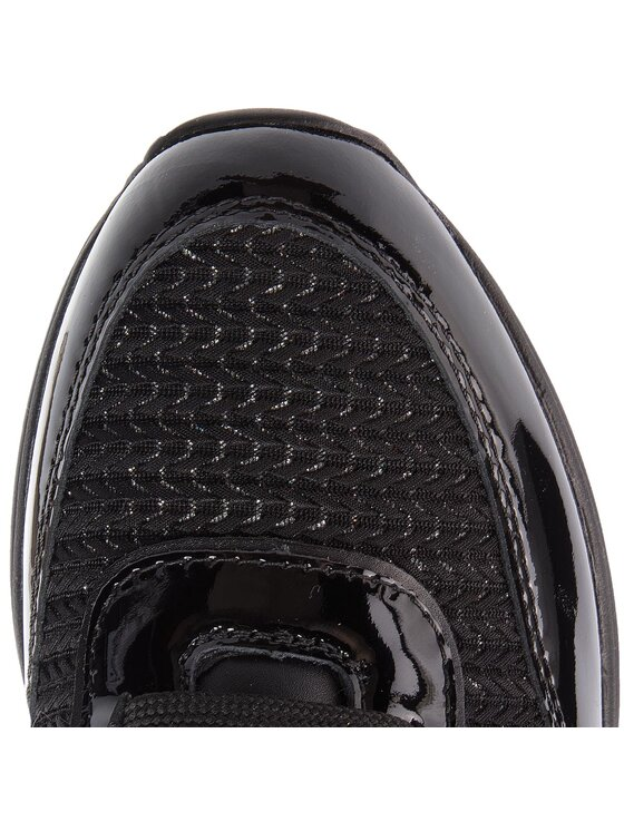 Geox Geox Sneakersy D Airell A D842SA 0AS66 C9999 Czarny