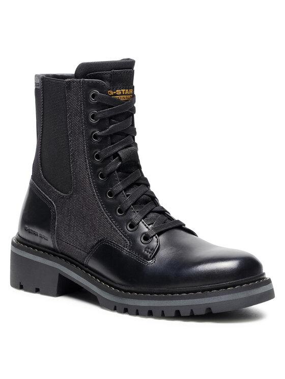 G-Star Raw Aulinukai Core Boot II D18015-8690-990 Juoda