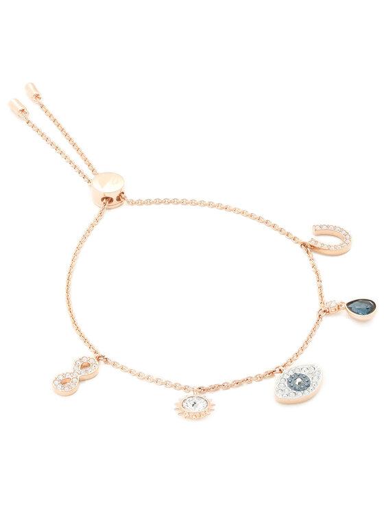 Swarovski Apyrankė Bracelet Charms 5497668 Rožinė