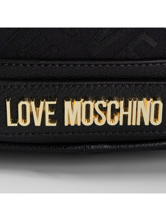 LOVE MOSCHINO LOVE MOSCHINO Plecak JC4218PP08KC100A Czarny