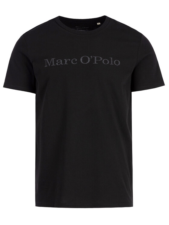 Marc O'Polo Marc O'Polo T-shirt B21 2220 51230 Nero Regular Fit