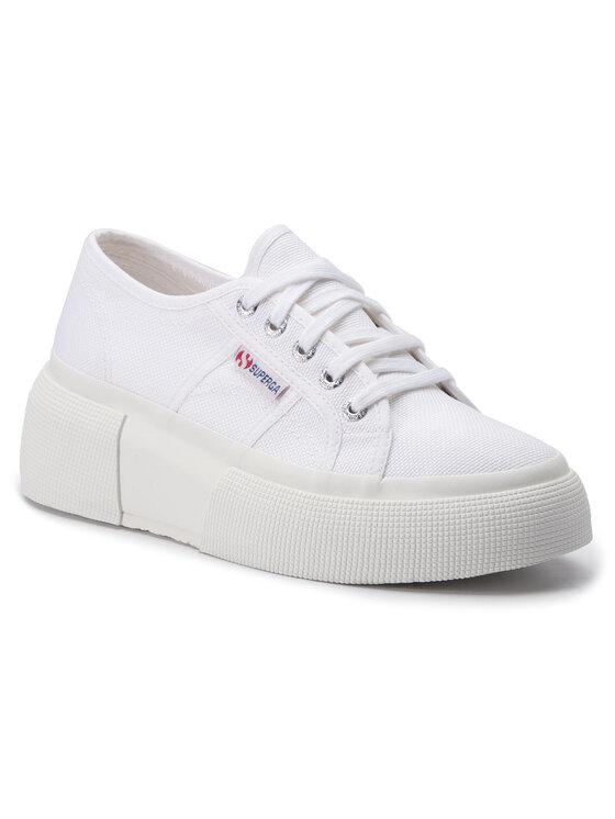 Superga Laisvalaikio batai 2287 Cotu S00DQS0 Balta