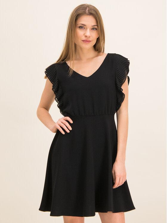 iBlues Kokteilinė suknelė 72262696 Juoda Regular Fit
