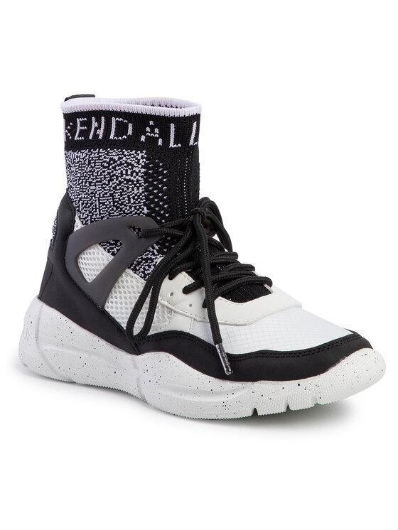 Kendall + Kylie Laisvalaikio batai North-Hi Juoda