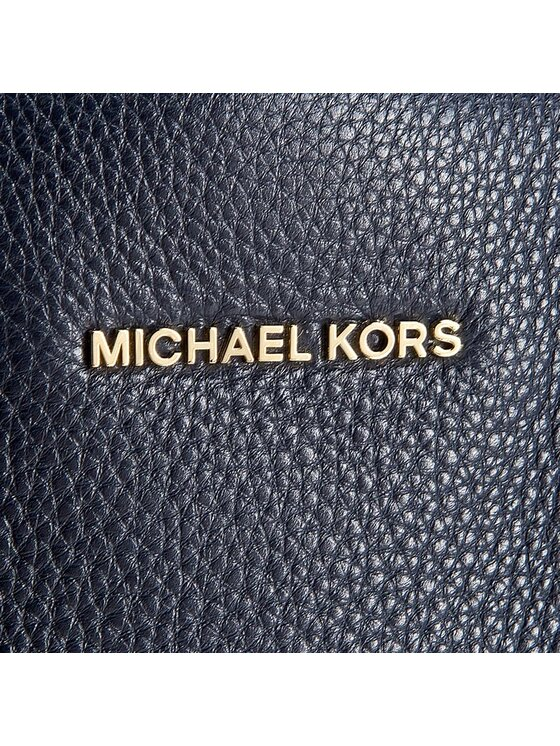 Michael Kors Michael Kors Torebka Camille 30T6GCAS3L Granatowy