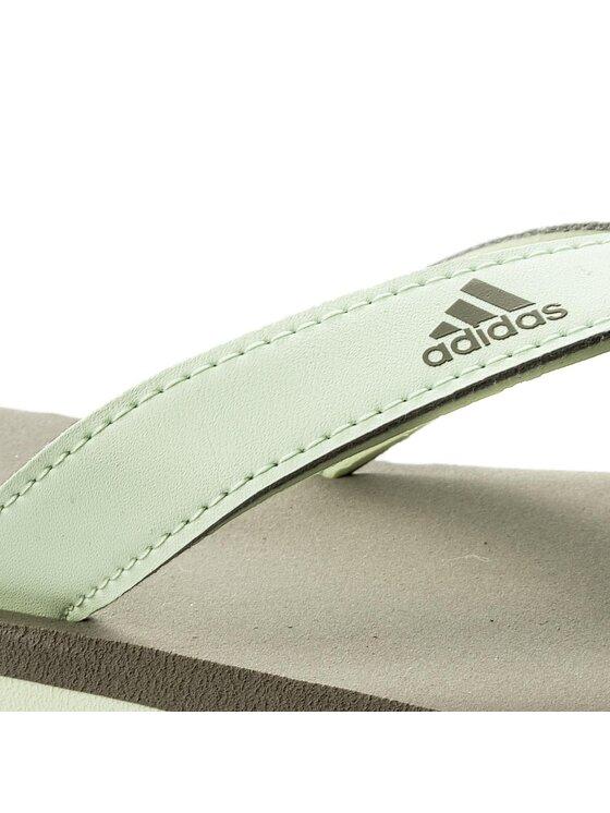adidas adidas Σαγιονάρες Eezay Essence CG3554 Πράσινο