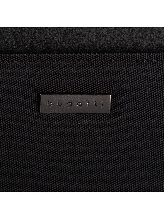 Bugatti Bugatti Aktówka 49112501 Czarny