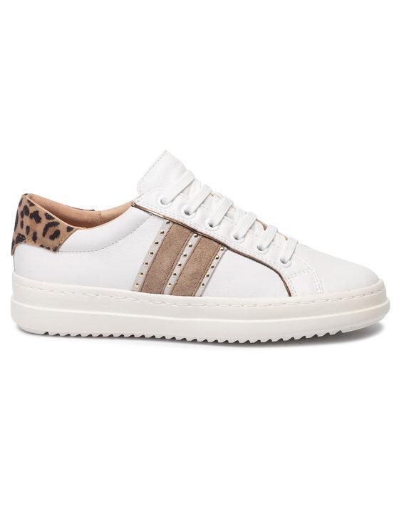 Geox Geox Sneakers D Pontoise D D94FED 085BN C1000 Weiß