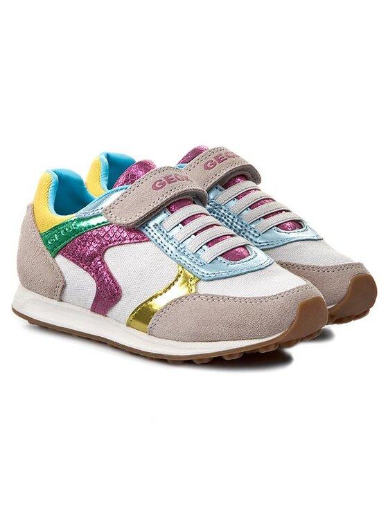Geox Geox Κλειστά παπούτσια J Eliott A J42C3A 01022 C0653 Έγχρωμο