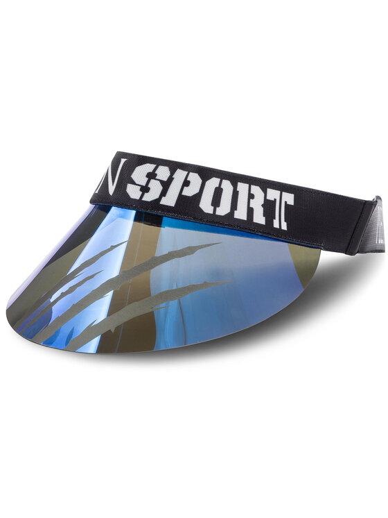 Plein Sport Snapelis Visor Hat 000 MAC0396 STE003N Mėlyna