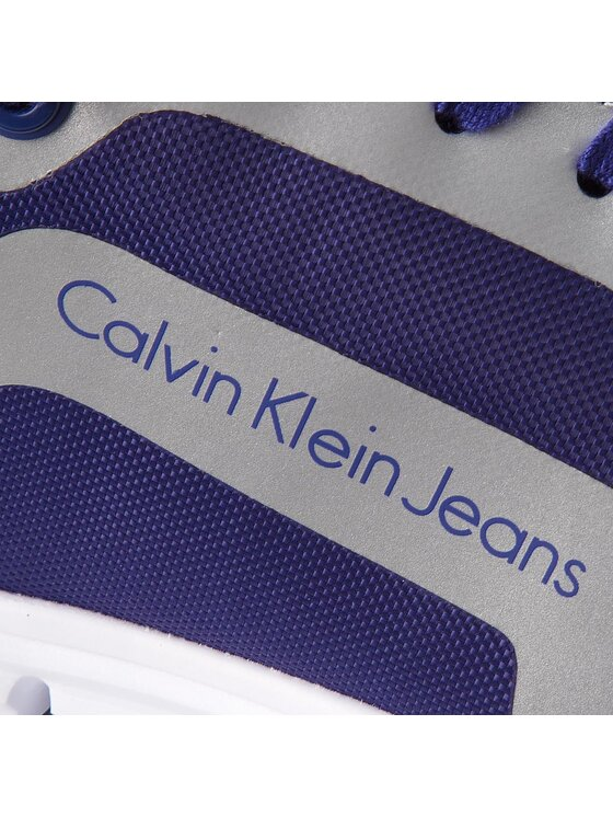 Calvin Klein Jeans Calvin Klein Jeans Sneakersy Morris S0502 Fialová