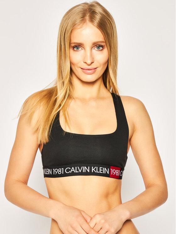 Calvin Klein Underwear Calvin Klein Underwear Top-BH 000QF5577E Schwarz