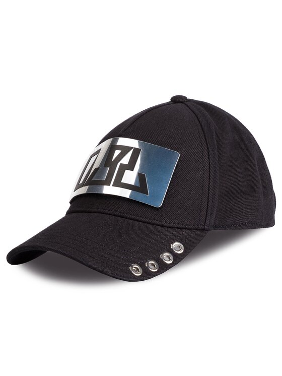Diesel Diesel Καπέλο Jockey C-Bully Hat 00SPNU 0WAMR 900 Μαύρο