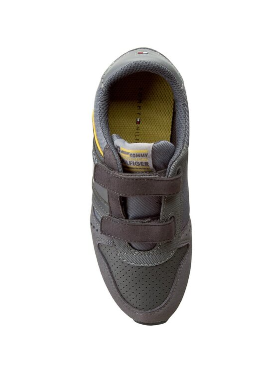 Tommy Hilfiger Tommy Hilfiger Sneakersy Jaimie 10C FB56821701 Szary