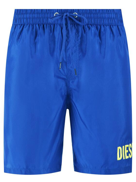 Diesel Diesel Pantaloni scurți pentru înot Wave 2.017 00SV9U 0PAZD Bleumarin Regular Fit