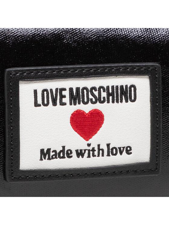 LOVE MOSCHINO LOVE MOSCHINO Kosmetyczka JC5304PP1CLC100A Czarny