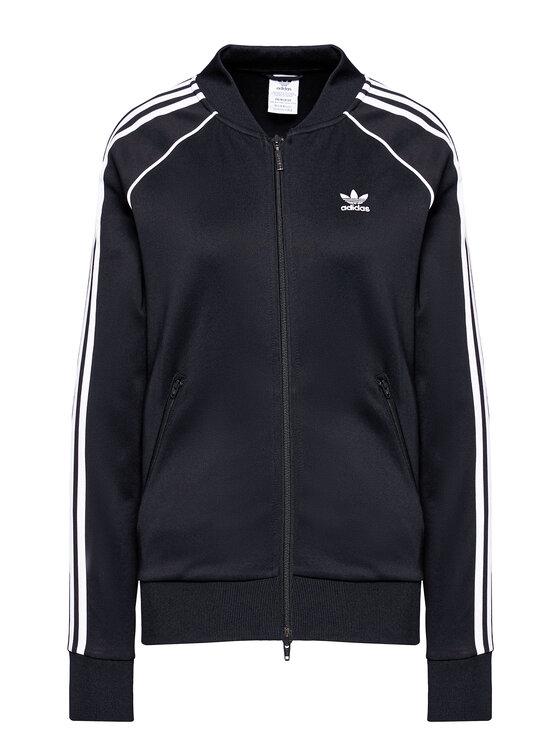 adidas adidas Majica dugih rukava Primeblue Sst GD2374 Crna Regular Fit