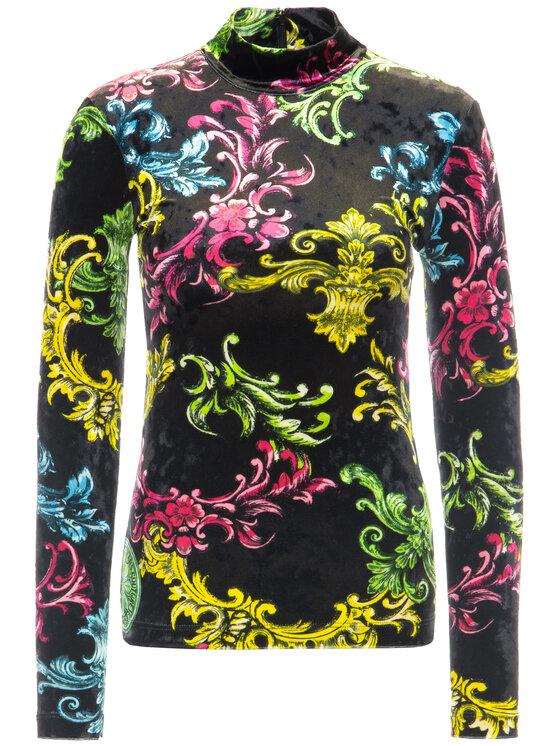 Versace Jeans Couture Versace Jeans Couture Pull à col roulé B2HUB729 Multicolore Slim Fit
