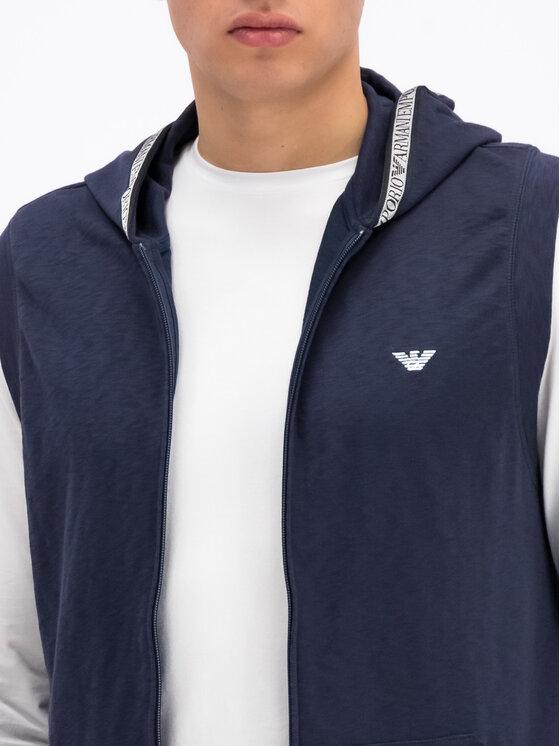 Emporio Armani Emporio Armani Džemperis 211807 9P464 06935 Tamsiai mėlyna Regular Fit
