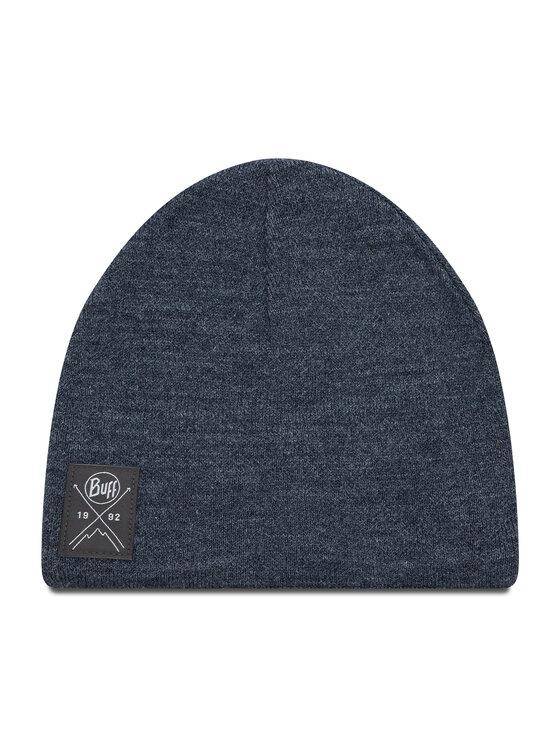 Buff Kepurė Knitted & Polar Hat 113519.787.10.00 Tamsiai mėlyna