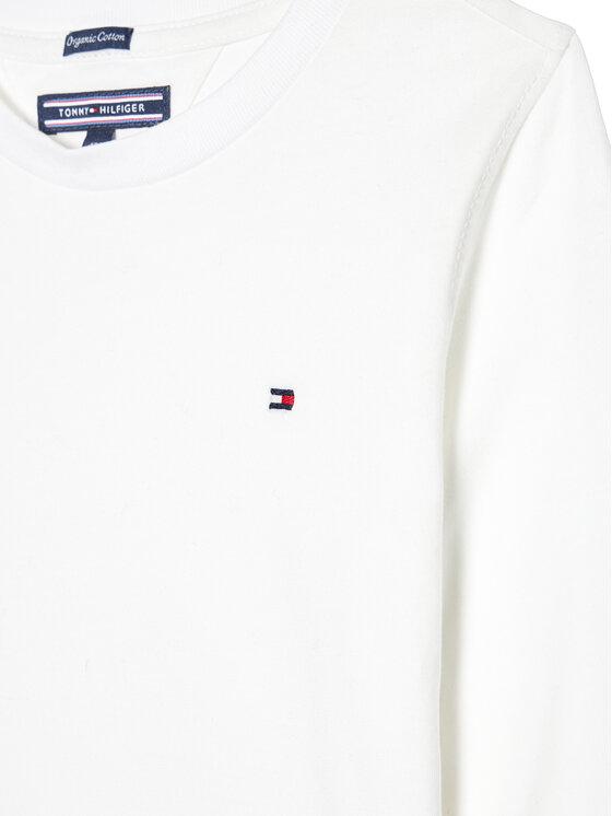 Tommy Hilfiger Tommy Hilfiger Blusa KB0KB04141 Bianco Long Sleeve